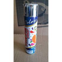 Tinta Spray Cromado 400ml Colore, Alto Rendimento