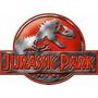 Kit Com 3 Adesivos Jurassic Park 3 (1 Maior + 2 Menores)