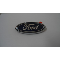 Kit Emblemas Ford Del Rey Glx Com O Emblema Da Grade + Mala