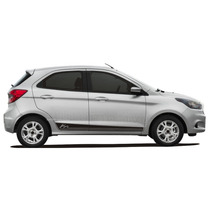 Acessórios Novo Ford Ka 2015 Hatch Ka + Sedan Kit Adesivos