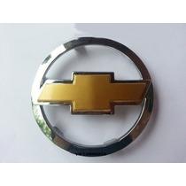 Emblema Gravata Mala Zafira 04 Em Diante C/ Dourado