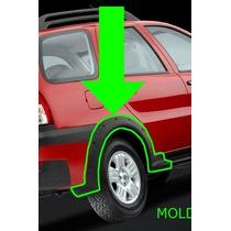 Moldura Para Lamas Fiat Palio Adventure 05-08
