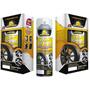 Spray Dip Shine Envelopamento Liquido Autoshine Rodas Preto