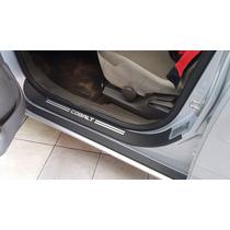 Soleiras Super Protetoras Chevrolet Cobalt + Frete Gratis