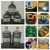 Tinta Cromo Espelhada 500ml Original