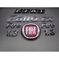 Fiat Mala + Grade + Palio + Ex + 2 Fire 1.3 02/04 - Bre