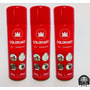 3 Unidades Tinta Spray Alta Temperatura Vermelho Colorart