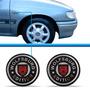 Par Emblema Resinado Brasão Wolfsburg Logus 95 96 97