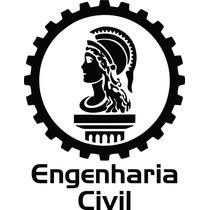Adesivo Automotivo Exterior Curso Engenharia Civil - Leve 2