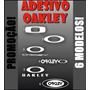 Adesivo Oakley - 1un Apenas 1,99 - Promoção - Vários Modelos