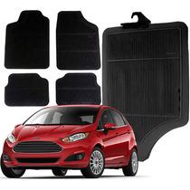 Tapete Para Carro De Borracha Ford Fiesta 96 97 98 99 4pçs