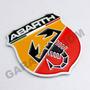 Emblema Abarth Em Metal Fiat Punto Palio Uno Idea Bravo 500
