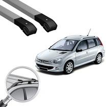 Rack Travessa Peugeot 206/207 Sw Alumínio Long Life Cross