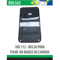 Bolsa Suporte Porta Objeto Automotivo Carros Fixar No Banco