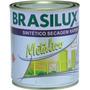 Tinta Esmalte Metalico Ouro Antigo Lt 900ml Brasilux