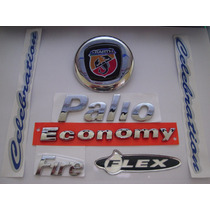 Kit Mala Palio Economy Fire Flex 2x Celebration 04/...- Bre