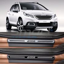 Soleira Premium Do Peugeot 2008