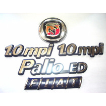 Kit Palio Ed + 2x 1.0 Mpi + Capo Abarth E Mala 96/99 - Bre