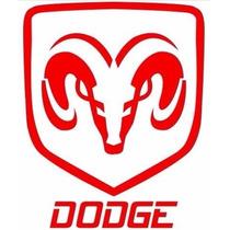 Adesivo Dodge Ram Recorte Eletrônico - Cor A Sua Escolha