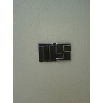 Emblema Ts Do Passat Ts Volkswagen - Biricar-peças