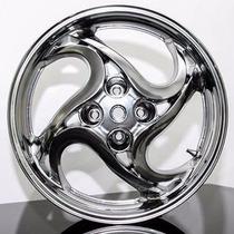 Tinta Cromo Roda Cromada 500ml Cromex Carro Moto Caminhão