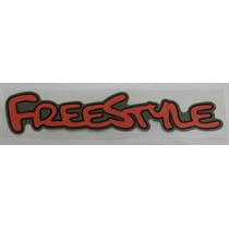 Emblema Ecosport Adesivo Freestyle