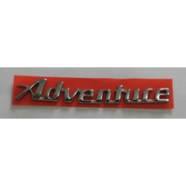Emblema Fiat Adventure Palio/ Strada/ Dobló E Idea
