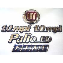 Kit Palio Ed + 2x 1.0 Mpi + Capo Vermelho E Mala 96/99 - Bre