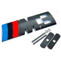 Emblema Para A Grade Em Metal Cromado - Bmw Serie M3 Oem