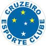 Adesivo Cruzeiro Esporte Clube Escudo - Frete Grátis