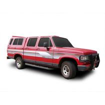 Faixa Adesivo D20 Cabine Dupla Com Faixa Chevrolet