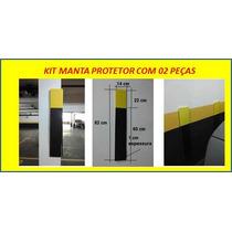 Manta Protetor Carro Garagem Estacionamento Kit Com 02 Peças