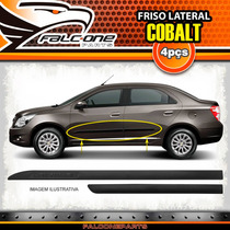Friso Lateral Personalizado Chevrolet Cobalt 2012 A 2015
