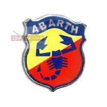 Simbolo Emblema Abarth Alta Qualidade Para Fiat Stilo