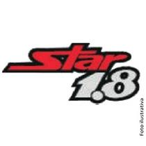 _emblema Adesivo Gol Star 1.8 + Mercado Pago Cod:93283728937