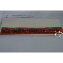 Emblema Chevrolet (agile) Linha Gm Cromado
