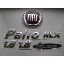Kit Mala Vermelho + Palio + Hlx + 2x 1.8 + Flex 04/...- Bre