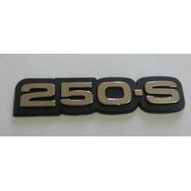 Emblema Chevrolet Opala / Caravan 250-s