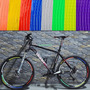 Fita Luminosa Refletiva Alerta Bicicleta Moto - Frete Grátis