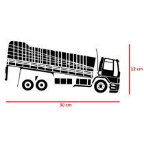Adesivo Caminhão Arqueado / Rebaixado / Quebra De Asa