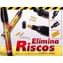 Caneta Tira Riscos Arranhoes 2 Pontas P/ Retoque Carro/ Moto