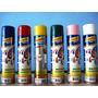 Tinta Spray 400ml Várias Cores - Uso Geral E Automotivo