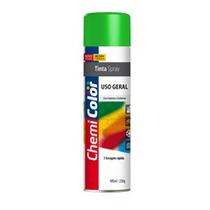 Tinta Spray Verde Claro 400 Ml Chemicolor Com 6