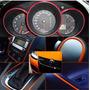 Fita Friso Decorativo Carro Interior Vermelha Pronta Entrega