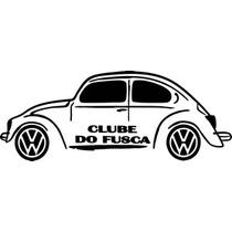 Adesivo Clube Do Fusca Jetta Linea Ka Celta Sandero