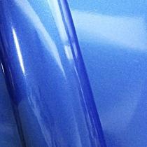 Adesivo Envelopameto Azul Brilhante Ultra Blue Metallic 1,38