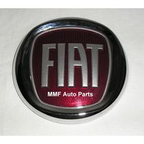 Emblema Fiat Mala+ Grade+resinado Canivete Palio Mmf