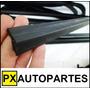 Kit Canaleta Vidro C/ Pestanas Externas Corsa 4 Portas