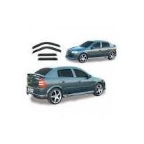 Calha De Chuva Gm Astra Sedan Hatch 99/11 4p Tg Poli 23007