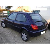 Calha De Chuva Ford Fiesta 96/02 ,courier 96/2011 2 Portas